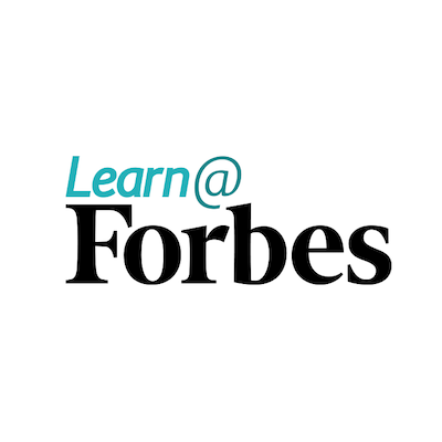 Photo of a review of Learn@Forbes as an online resource to learn tech skills