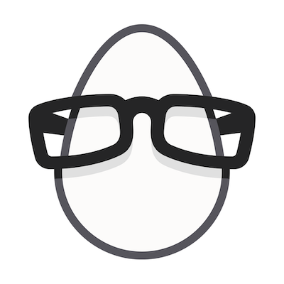 Photo of a review of egghead as a web dev resource