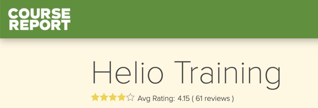 Photo of Helio Training reviews