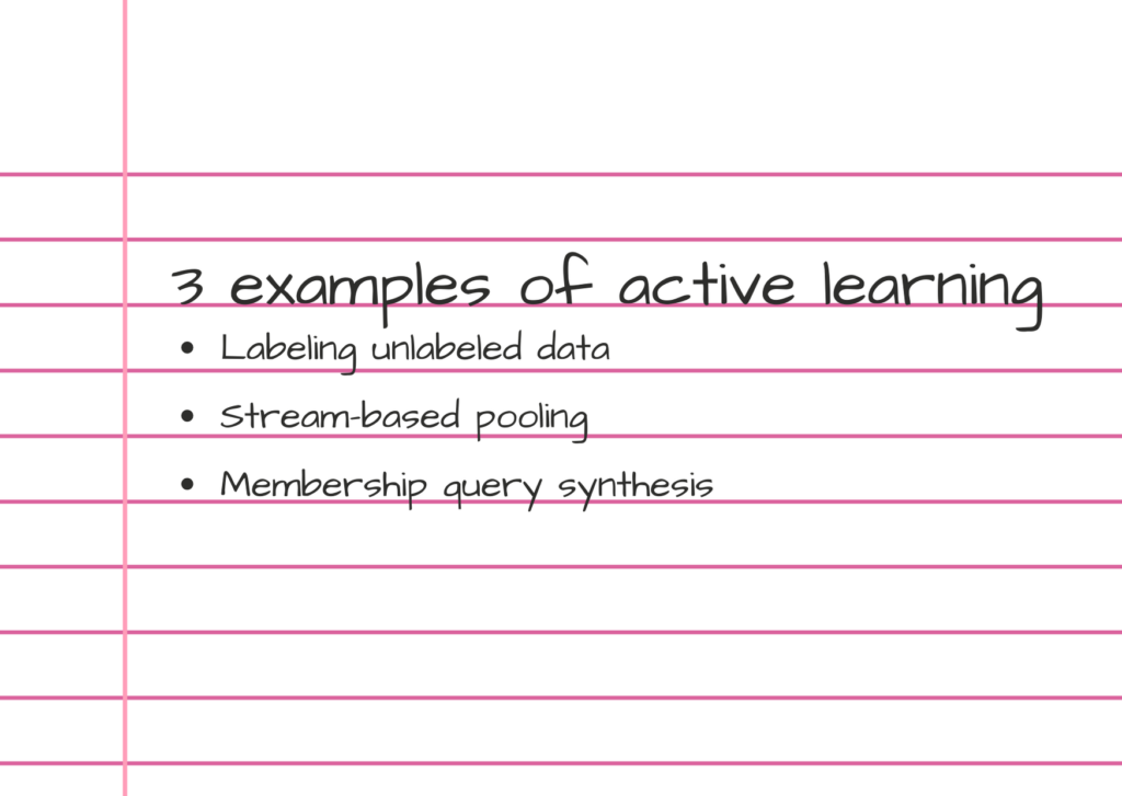 Photo of what is active learning?