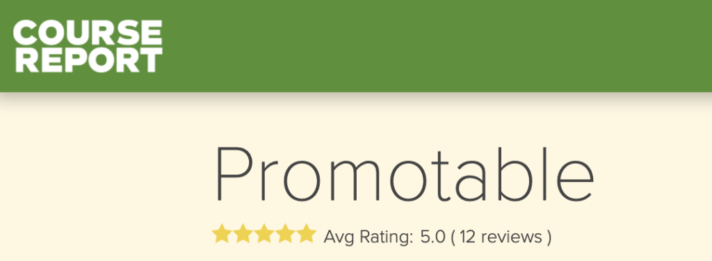 Photo of Promotable review