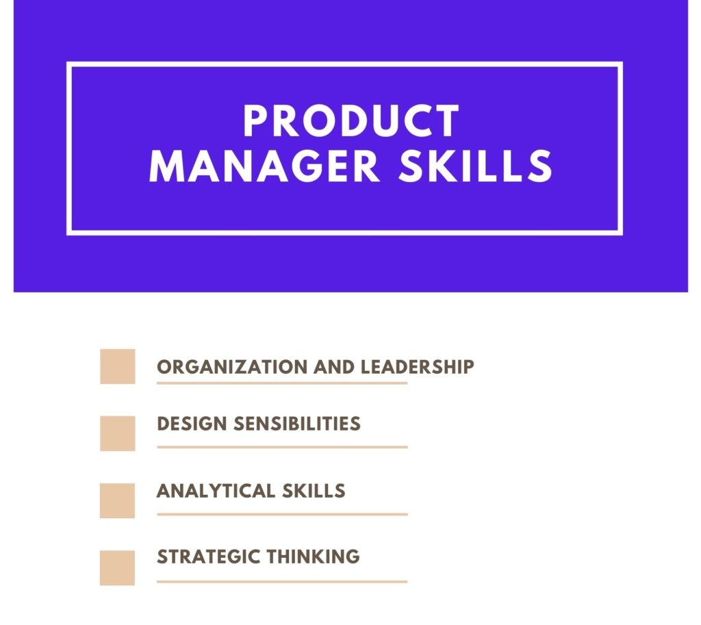 Photo of product manager skills