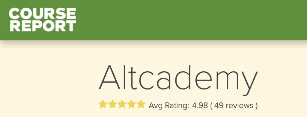 Photo of Altcademy review