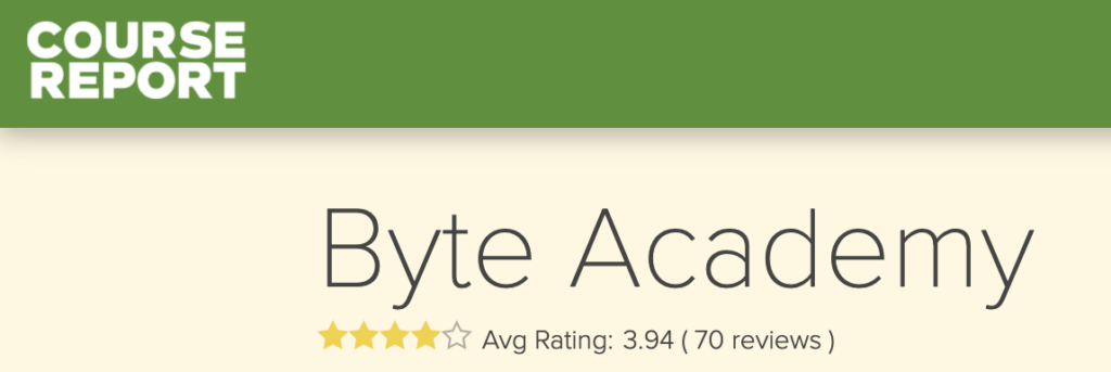 Photo of Byte Academy review