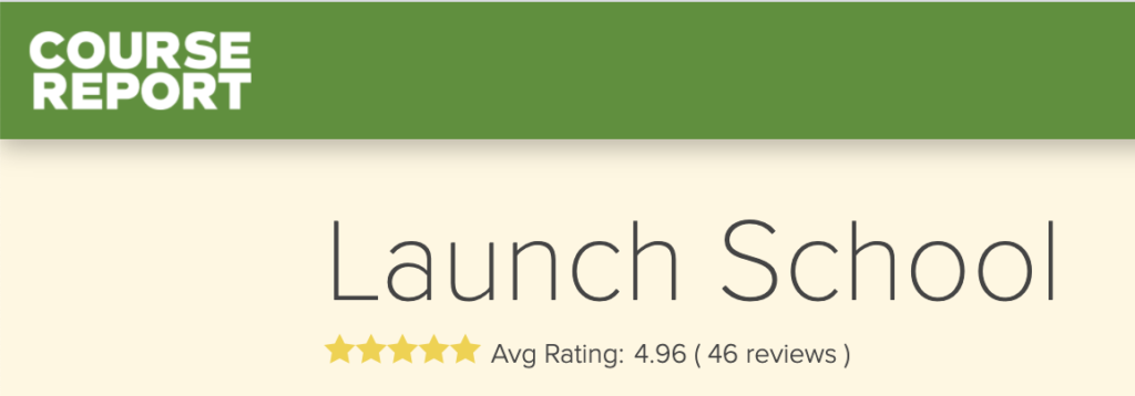 Photo of Launch School review
