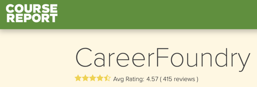 Photo of CareerFoundry review