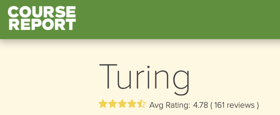 Photo of Turing review