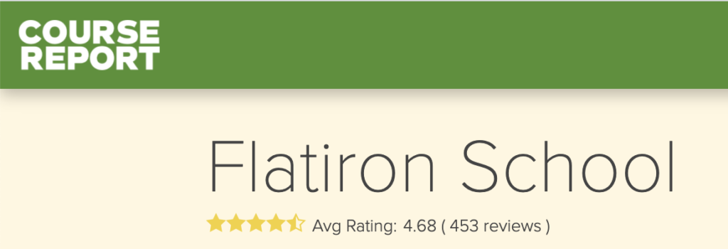 Photo of Flatiron School review
