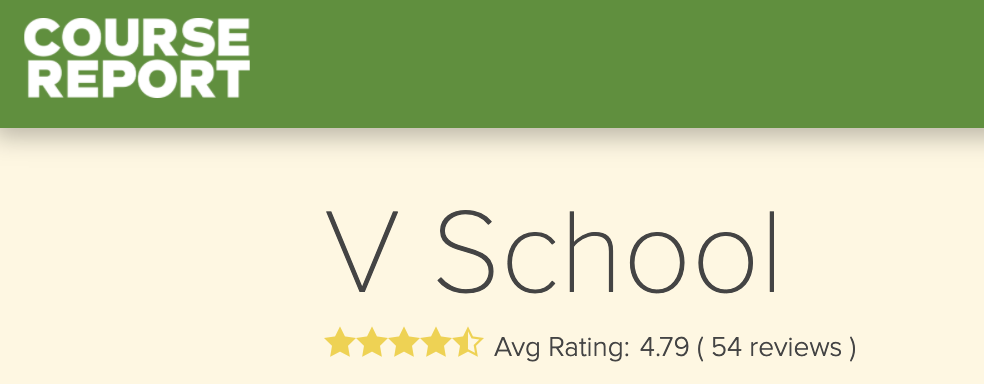 Photo of V School review