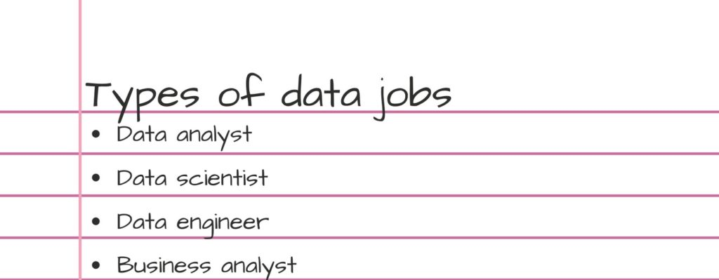 Photo of data science career