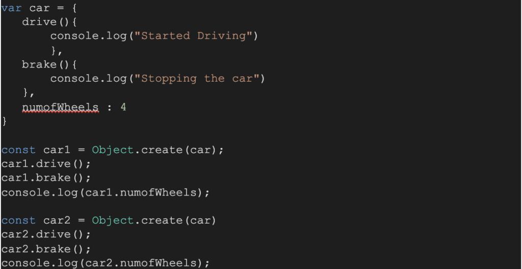 Photo of JavaScript design patterns - prototype