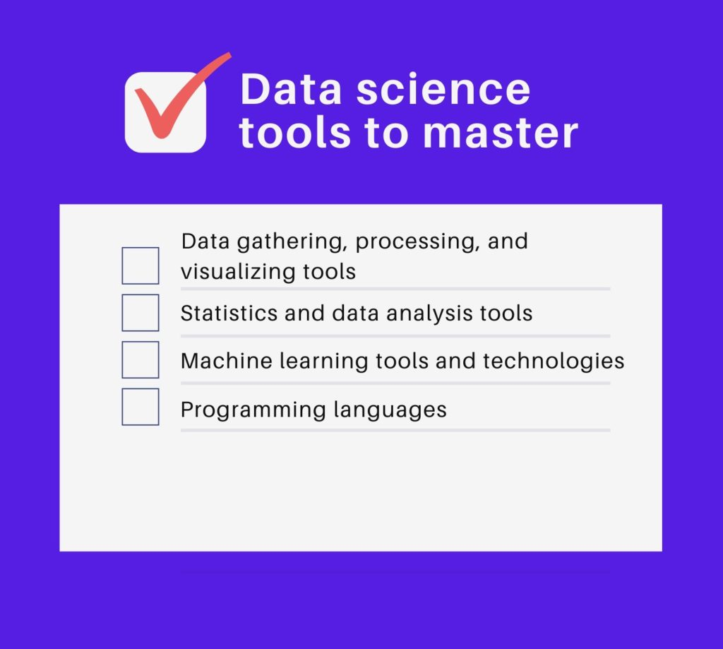 Photo of data science tools