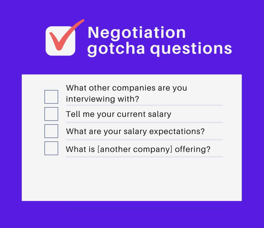 Photo of how to negotiate
