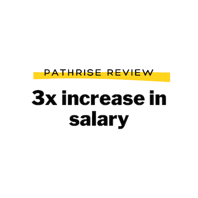 Photo of Pathrise review: 3x salary increase