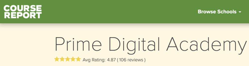 Photo of Prime Digital Academy review