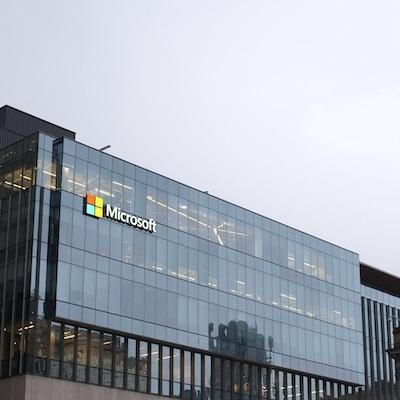 Photo of Microsoft interview process