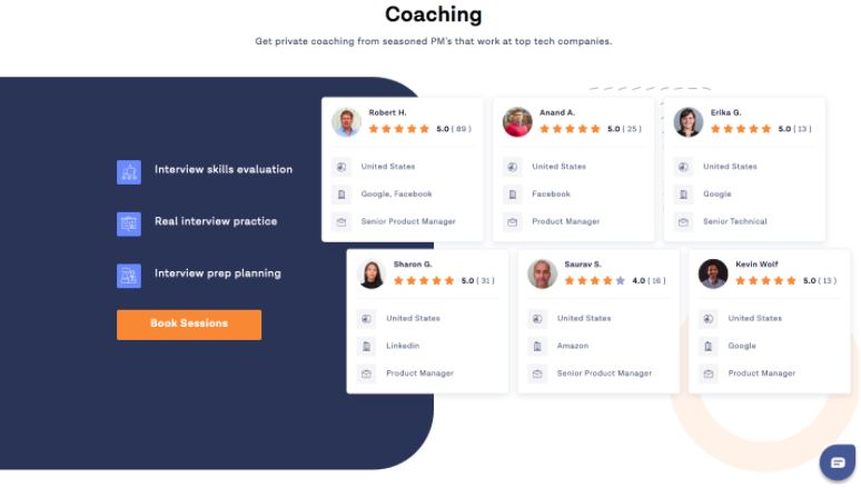 product management exercises coaching and feedback examples