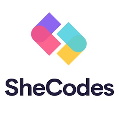 the shecodes logo